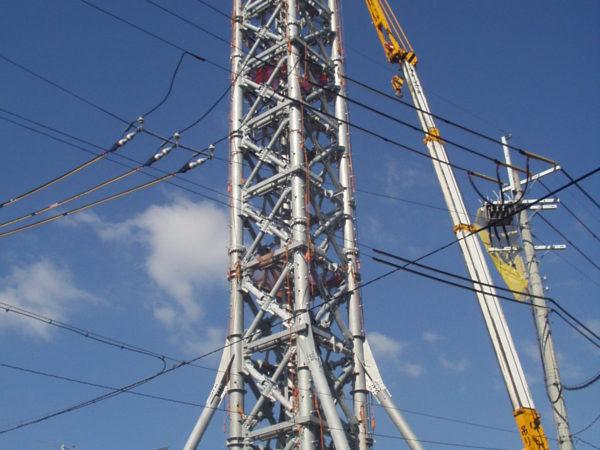 第二維持出張所通信鉄塔新設工事
