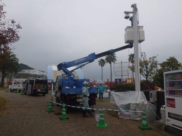 淡路地区園内施設管理設備整備工事